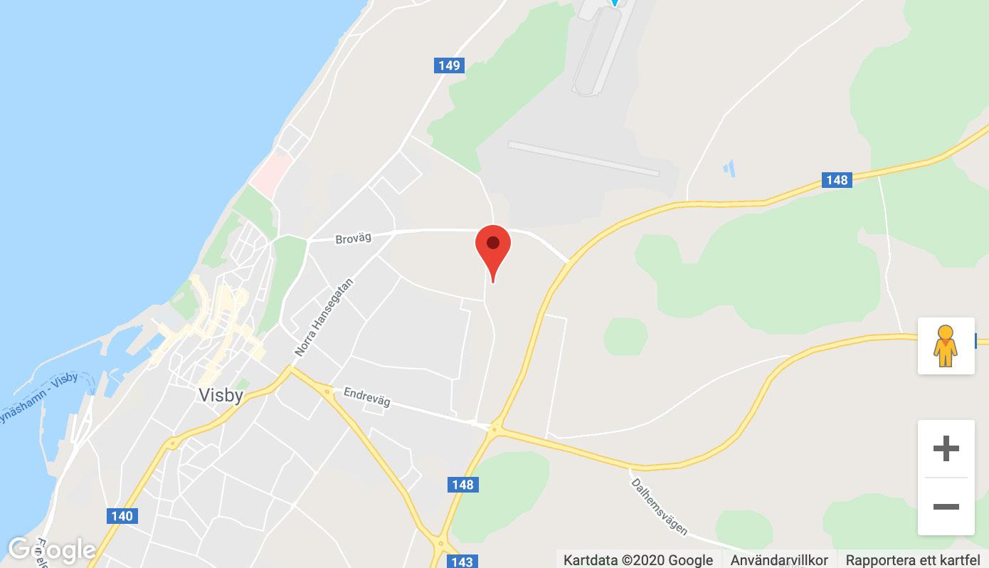 All El Gotland Maps